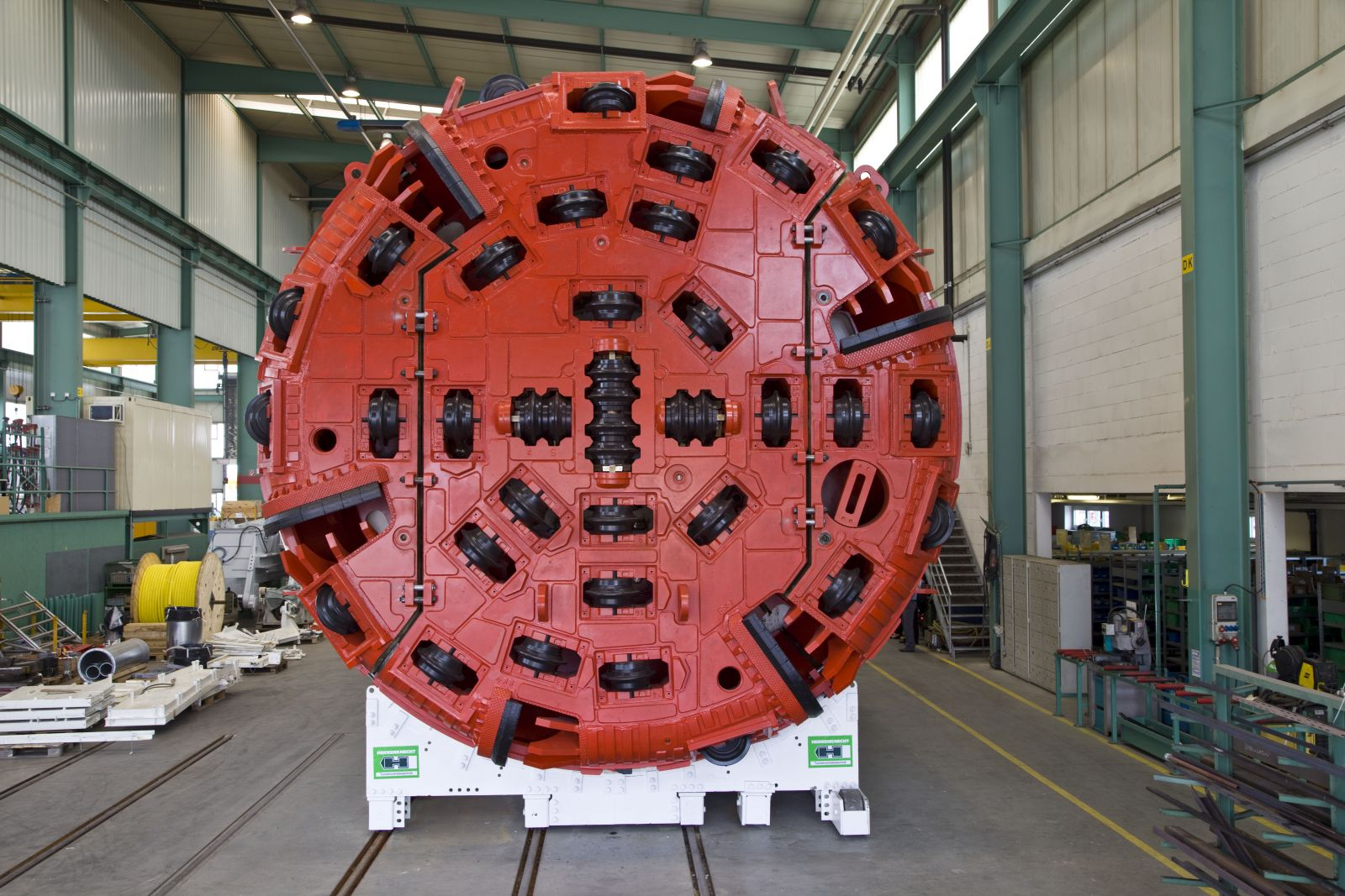 Tunnel Boring Machine Cutterhead